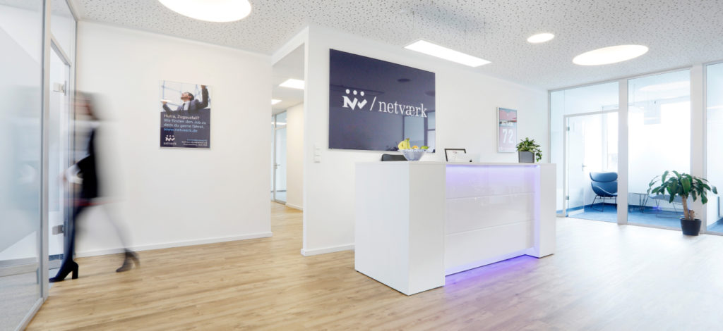 Unser netvaerk Recruiting Büro in Köln