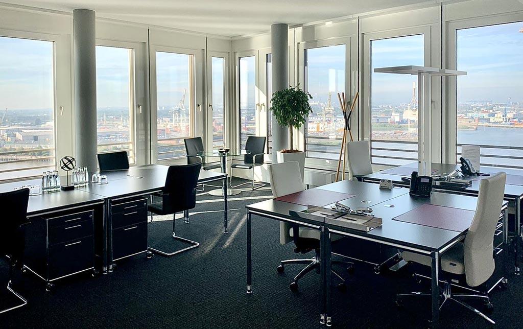 Personalberatung Hamburg, Hafen-City